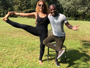 3 Day The Pleasure of Living Yoga Break With African Dance and Music in Valle de Bravo