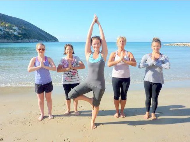 7 Days Yoga Retreat Spain