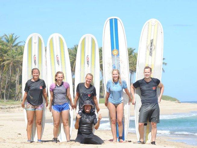4 Days Surf Camp in Cabarete