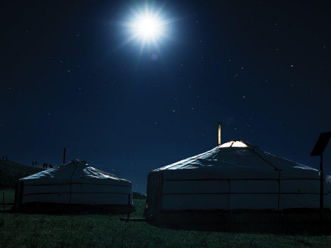 10 Days Jivamukti Yoga and Meditation Retreat in Mongolia