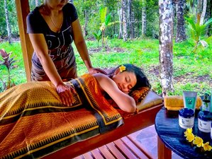 9 Day Heavenly Spa, Ancient Yoga and Hindu Cultural Awakening Wellness Holiday in Tabanan, Bali