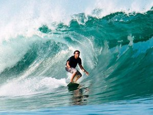 6 Days Private Island Surf Camp in Chiriqui, Panama