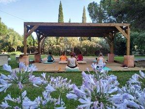 7 días detox con yoga, meditación y senderismo en Pineda de Mar, Costa Brava, Barcelona