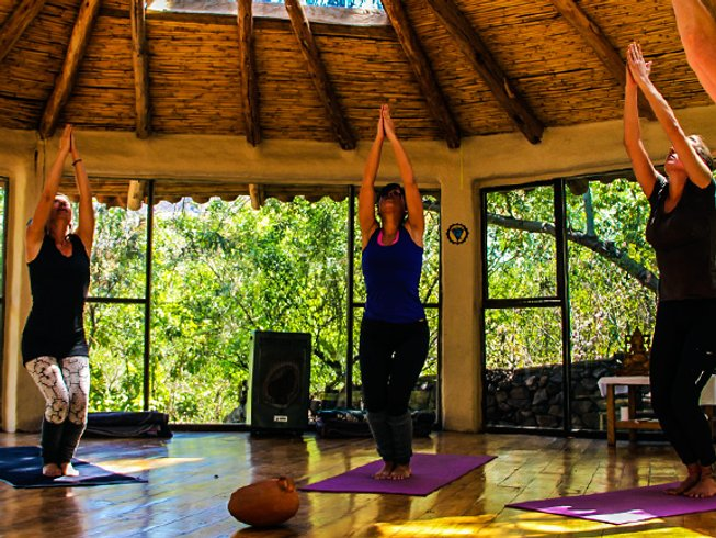 9 Days Exploring the Essence of Yoga and Meditation Retreat in Cusco Region, Peru
