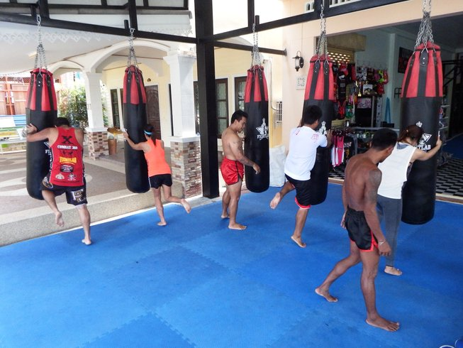 One Month All inclusive Muay Thai, MMA and Fitness Training in Khao Lak, Thailand