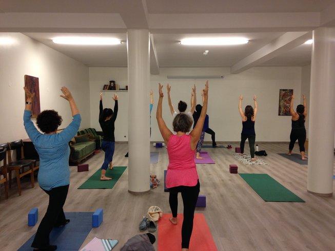 5 días del mejor retiro de yoga en Islandia