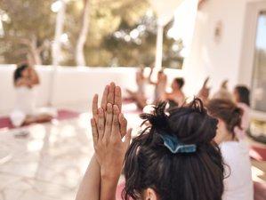 7 Tage Vinyasa Yoga Retreat auf Ibiza, Balearen