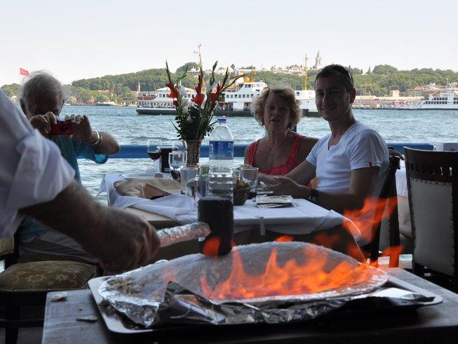 7 Days Taste of Alaturca Wine & Food Tour Turkey