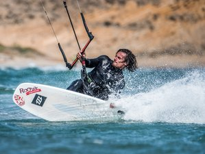 7 Days Kitesurf Island Adventure Surf Camp in Lemnos, Greece
