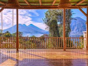 31 Day 200-Hour Shamana Yoga Teacher Training at Lake Atitlan