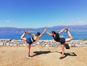 8 Day Reiki 1 Training, Transformational Coaching, and Yoga Retreat in Leonidio