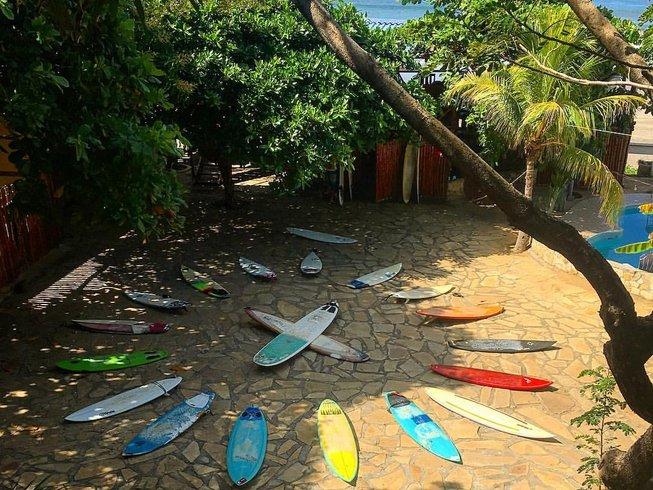 8 Days Surf Camp in Managua, Nicaragua