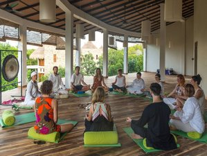 14 Days New You Meditation and Yoga Retreat Sri Lanka