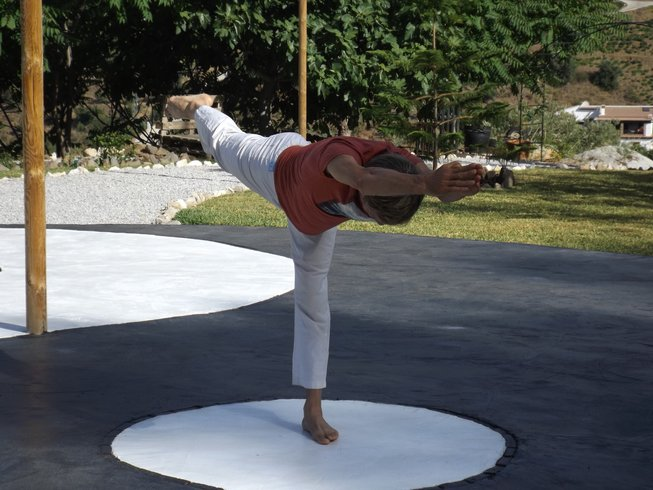 6 Days Circle Dance and Yoga Retreat in Malaga, Spain
