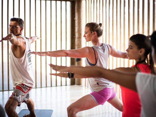 8-Daagse Yoga Retraite in Lissabon, Portugal
