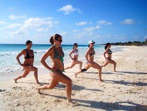 8 Days Bikini Boot Camp in Playa Chiquita, Costa Rica