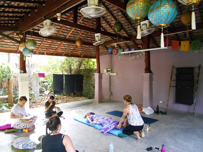 8 Days Magical 5 Elements Meditation, Ayurveda Healing Massage and Yoga Retreat Andalucia, Spain