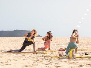 8 Tage Surf und Yoga Urlaub auf Fuerteventura, Kanaren