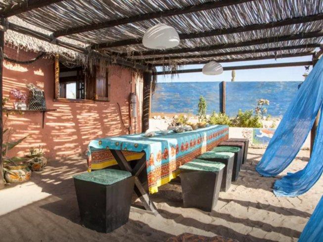 5 Days Desert Yoga Retreat Mexico