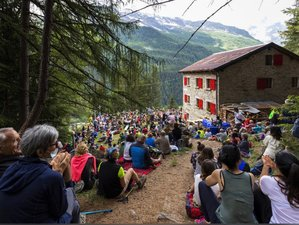 8 Days Astonishing Alpine Wellness Yoga Retreat in Verbano-Cusio-Ossola, Piedmont