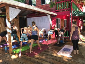 31 Days Basic Massage and 200-Hour Yoga Teacher Training in Puerto Plata, Dominican Republic