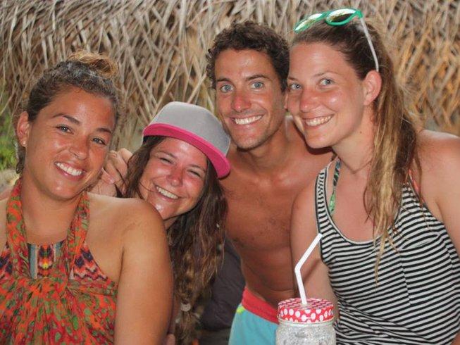 7 Days Beginner Kitesurfing Surf Camp Sri Lanka