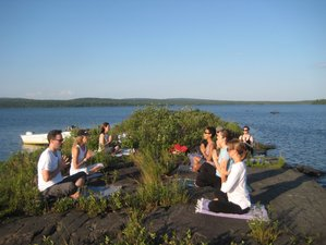 5 Days Maine Yoga Retreat and Cooking