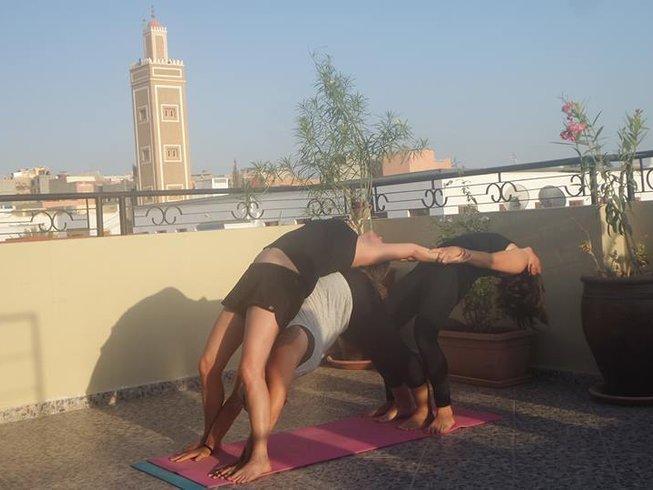 6-Daagse Spannende Surf en Yoga Retreat in Agadir, Marokko