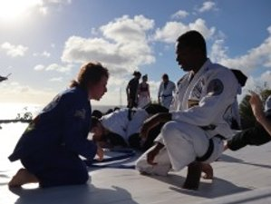 "6 Days ""oss""  Brazilian Jiu Jitsu Camp with Yoga in Greece"