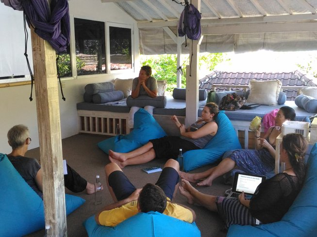 5 Days Spinal Flow Yoga Retreat in Bali