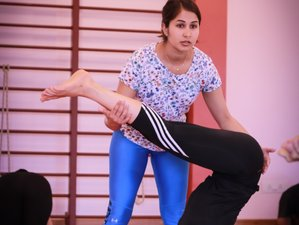 26 Days 200-Hour Ashtanga Vinyasa Yoga Teacher Training in India
