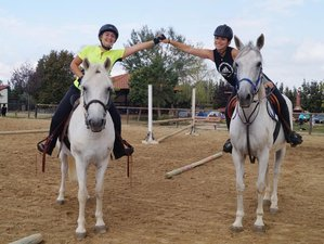 3 Day Beginner Horse Riding Summer Camp in Kilkis, Central Macedonia