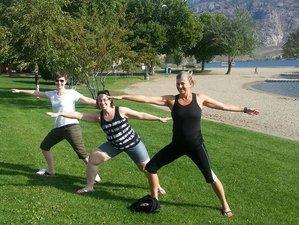3 jours en retraite de yoga et vin à Whistler, Canada