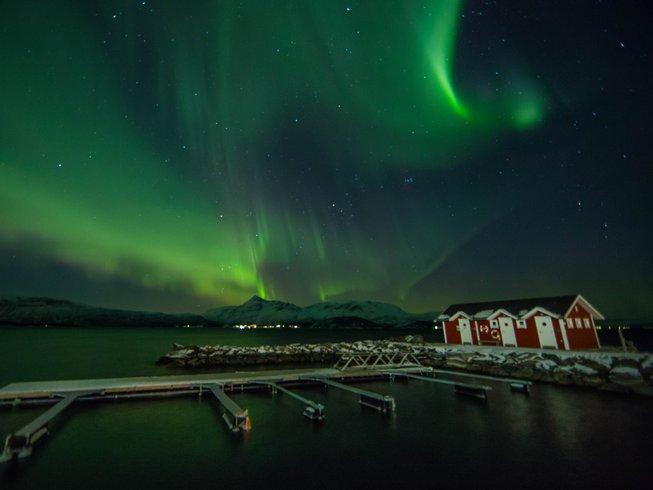 5 Days Winter Yoga Retreat in Norway