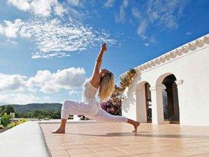 8-Daagse Flow, Alignment & Yin Yoga Vakantie op Ibiza
