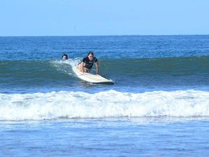 8 Days Guided Surf Camp Jaco, Costa Rica