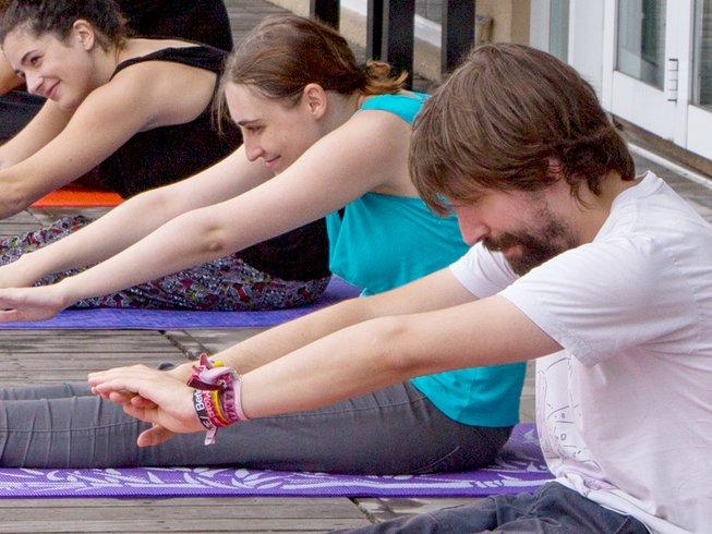 7 jours en stage de yoga relaxant dans le delta du Mékong, Vietnam