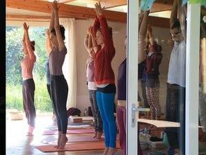 8 Tage Intensives Yoga Retreat in Montefiore dell'Aso, Marken