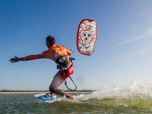7 Days IKO Certified Kite Surf Camp in Itarema, Brazil