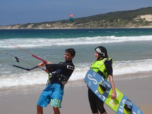5 Days Personalized Kite Surf Camp in Tarifa, Spain