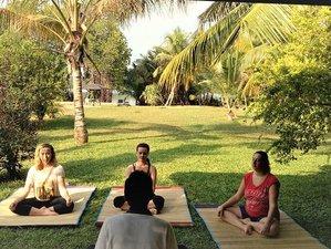5 Days Excursions and Riverside Yoga Holiday in Bentota, Sri Lanka
