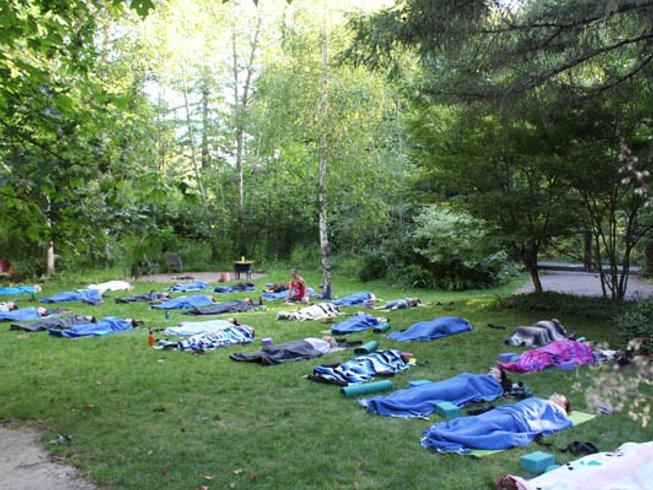 3 jours en retraite de yoga et de méditation pour femmes en Oregon, États-Unis