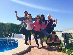8-Daagse Genezing Avontuur Meditatie en Yoga Retreat op Minorca, Spanje