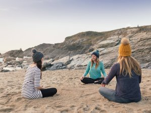 3 Days Meditation and Yoga Retreat in Cornwall, UK