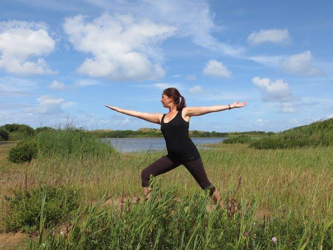 5-Daagse Wandel Yoga Retraite op Terschelling, Nederland