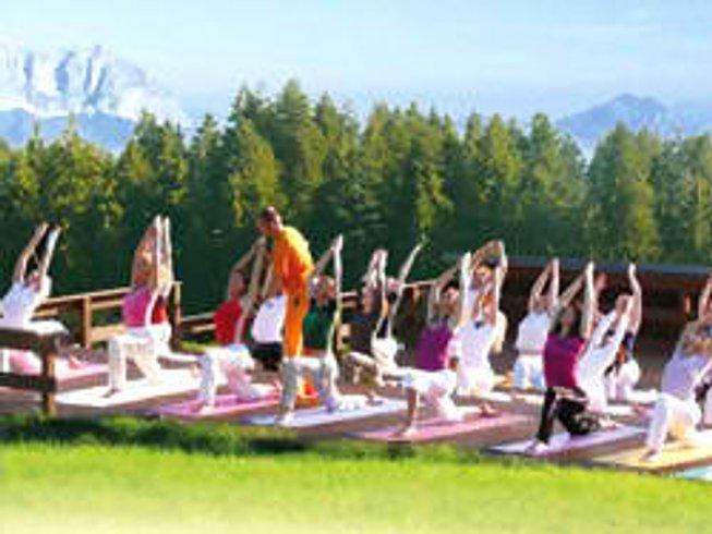 30 Days International Yoga Teacher Training in Austria