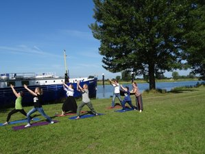 8 Days Yoga, Mantra & Meditation on a Yoga Boat in the Netherlands