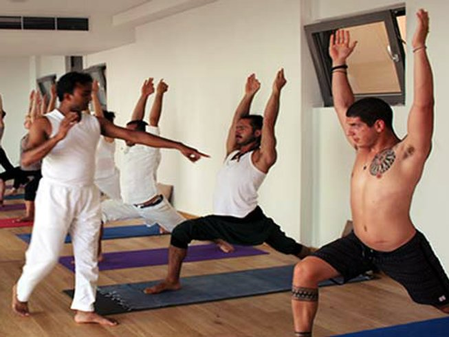 28 Days 200-Hour Yoga Teacher Training in Rishikesh, India