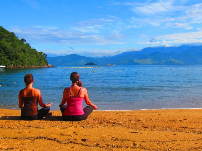 10 Days Island Discovery Yoga Retreat in Brazil