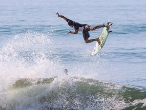 6 Days Mild Surf Camp in Playa Hermosa, Costa Rica